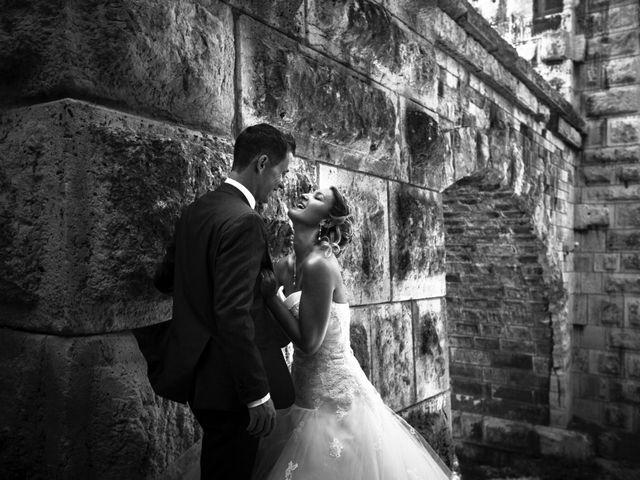 Le mariage de Clément et Elodie à Puyricard, Bouches-du-Rhône 1