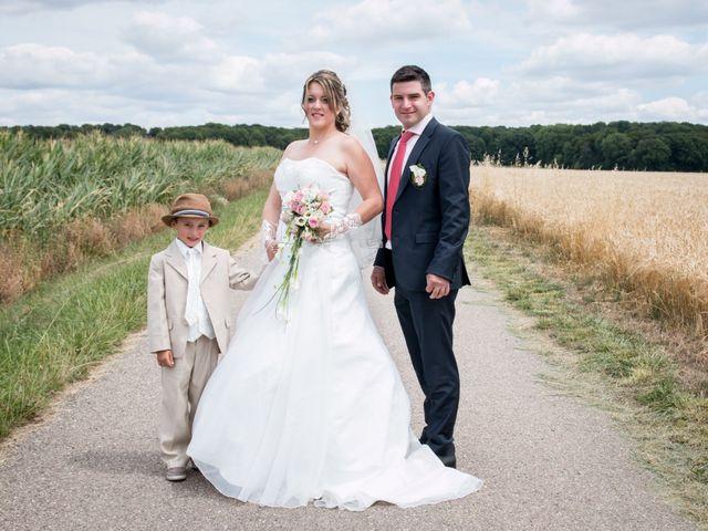Le mariage de Adrien et Katia à Serres, Meurthe-et-Moselle 4