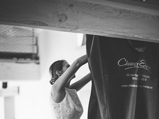 Le mariage de Anthony et Marion à Grignan, Drôme 19