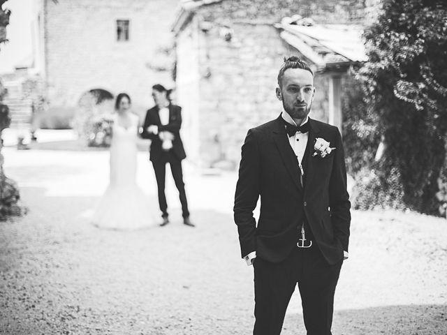 Le mariage de Anthony et Marion à Grignan, Drôme 25