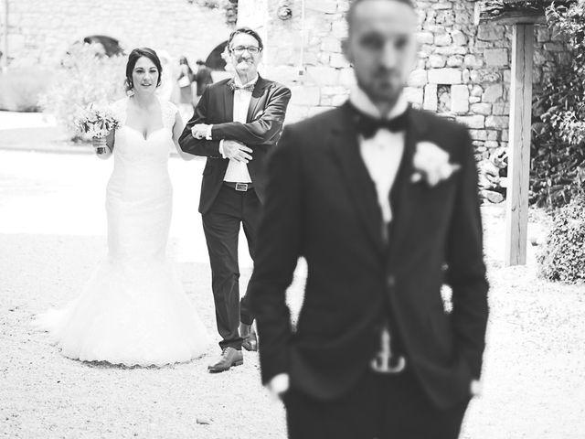 Le mariage de Anthony et Marion à Grignan, Drôme 26