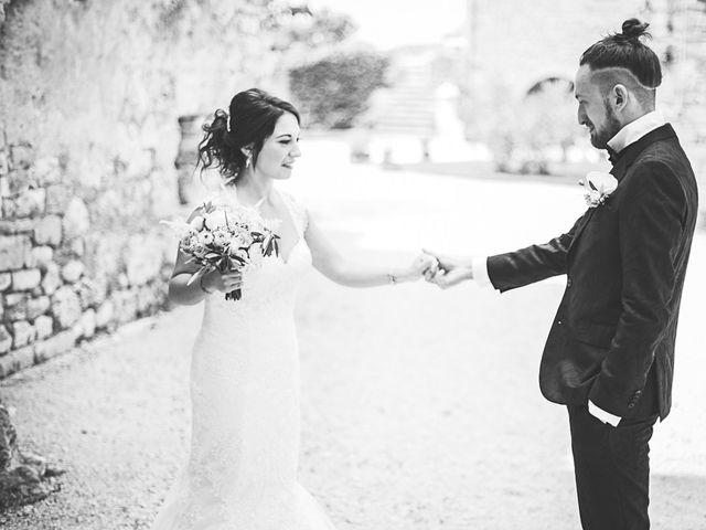 Le mariage de Anthony et Marion à Grignan, Drôme 27