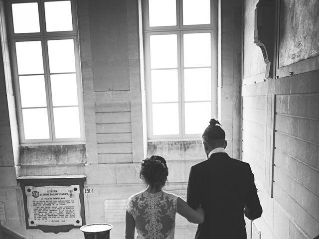 Le mariage de Anthony et Marion à Grignan, Drôme 36