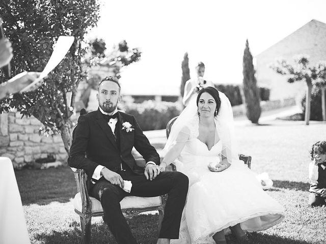 Le mariage de Anthony et Marion à Grignan, Drôme 58