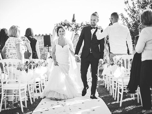 Le mariage de Anthony et Marion à Grignan, Drôme 66