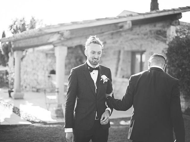 Le mariage de Anthony et Marion à Grignan, Drôme 67