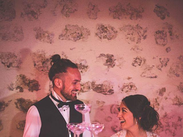 Le mariage de Anthony et Marion à Grignan, Drôme 85