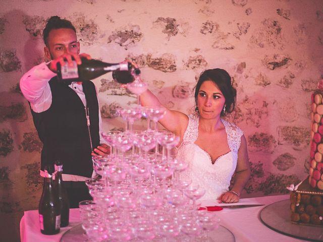 Le mariage de Anthony et Marion à Grignan, Drôme 86