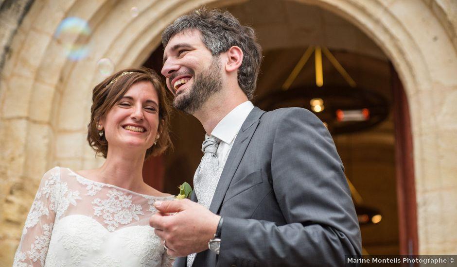 Le mariage de Maxence et Anne-Laure à Bordeaux, Gironde