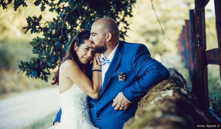 Le mariage de Bill et Eléonore à Charrin, Nièvre