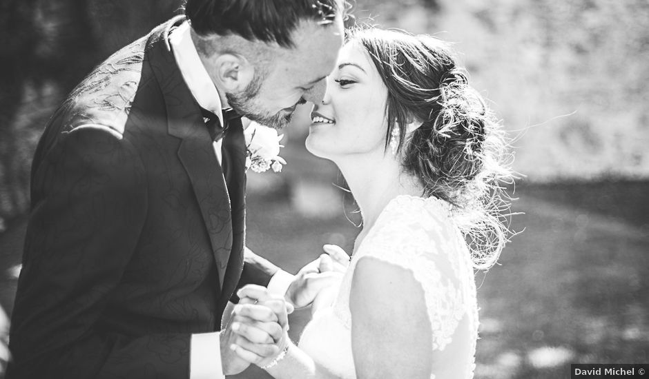 Le mariage de Anthony et Marion à Grignan, Drôme