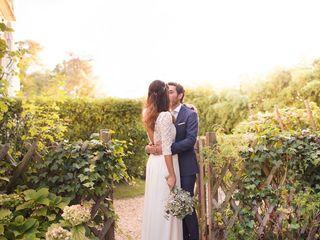 Le mariage de Mrs M et Mr K