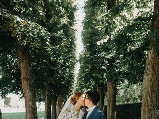 Le mariage de Valeria et Antonin 1