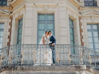 Le mariage de Valeria et Antonin