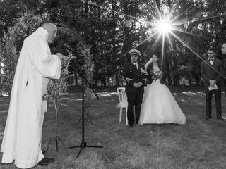 Le mariage de Hélène et Axel 1