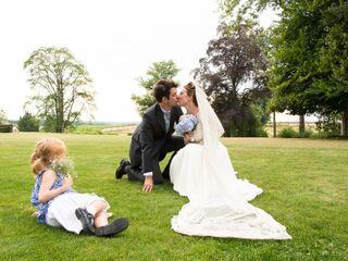 Le mariage de Ombline et Grégoire