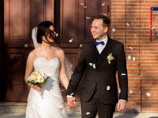 Le mariage de Imen et Régis 3
