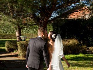 Le mariage de Imen et Régis 1