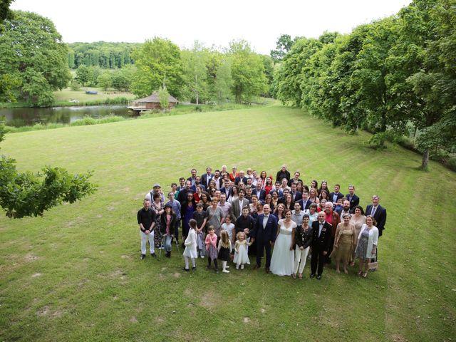 Le mariage de Franck et Diane à Saint-Pierre-de-Plesguen, Ille et Vilaine 9