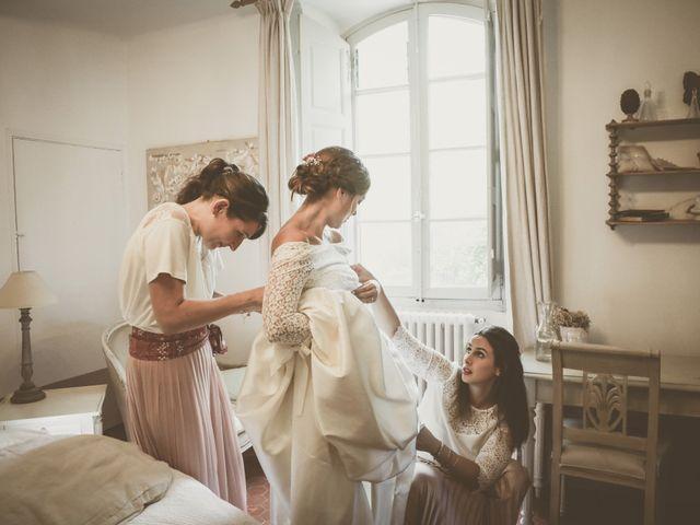 Le mariage de Olivier et Justine à Trets, Bouches-du-Rhône 26