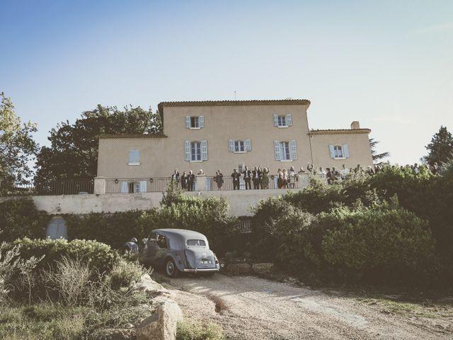 Le mariage de Olivier et Justine à Trets, Bouches-du-Rhône 80