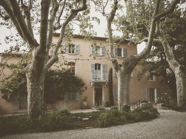 Le mariage de Olivier et Justine à Trets, Bouches-du-Rhône 91
