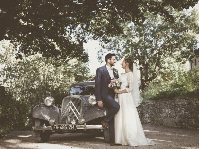 Le mariage de Olivier et Justine à Trets, Bouches-du-Rhône 1
