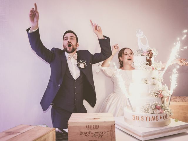 Le mariage de Olivier et Justine à Trets, Bouches-du-Rhône 163
