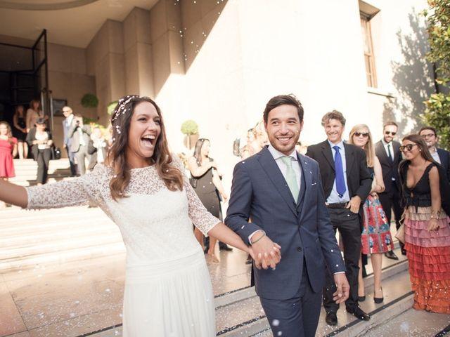 Le mariage de Mr K et Mrs M à Paris, Paris 3