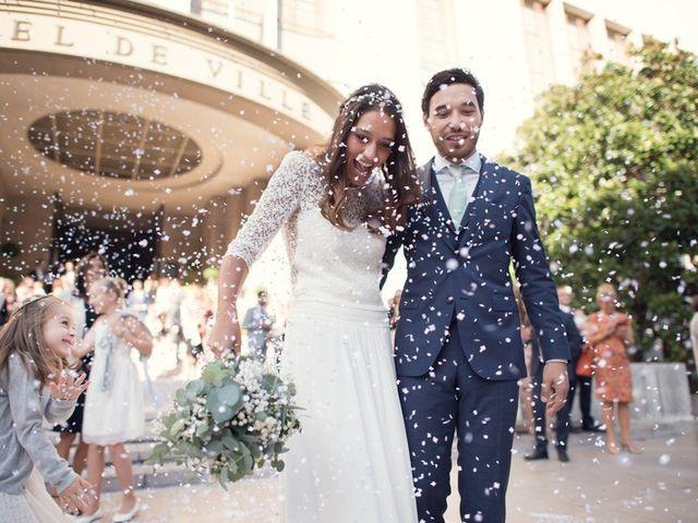 Le mariage de Mr K et Mrs M à Paris, Paris 4
