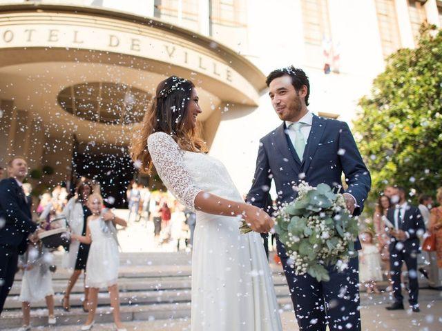 Le mariage de Mr K et Mrs M à Paris, Paris 5