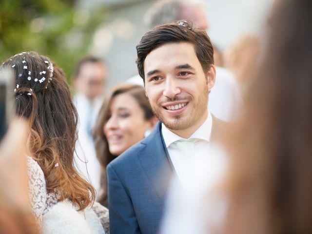 Le mariage de Mr K et Mrs M à Paris, Paris 9