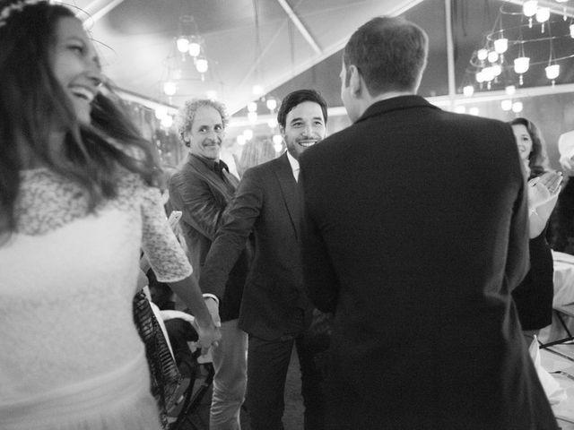 Le mariage de Mr K et Mrs M à Paris, Paris 19