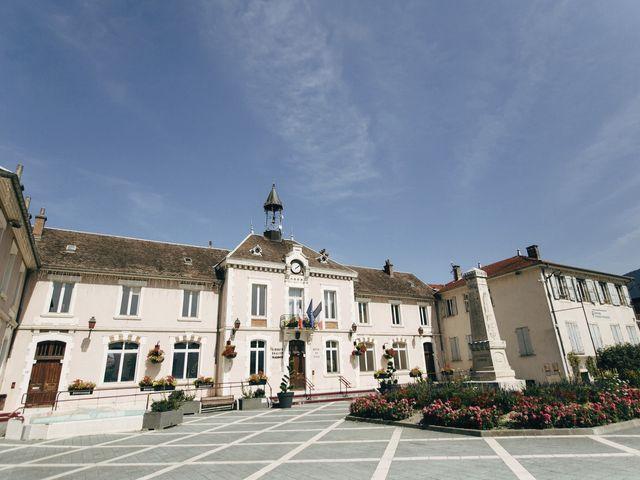 Le mariage de Jordi et Margaux à Roissard, Isère 8