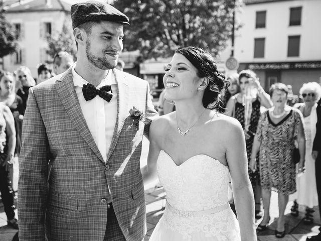 Le mariage de Jordi et Margaux à Roissard, Isère 11