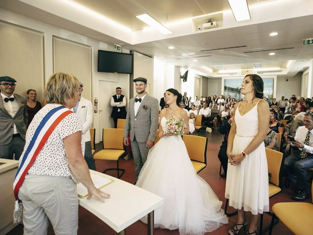 Le mariage de Jordi et Margaux à Roissard, Isère 12