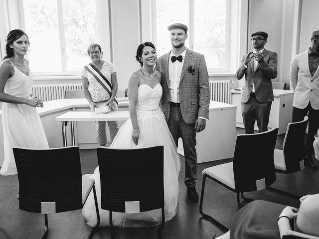 Le mariage de Jordi et Margaux à Roissard, Isère 16