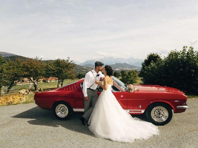 Le mariage de Jordi et Margaux à Roissard, Isère 20
