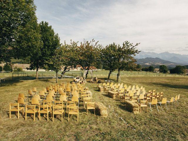 Le mariage de Jordi et Margaux à Roissard, Isère 22