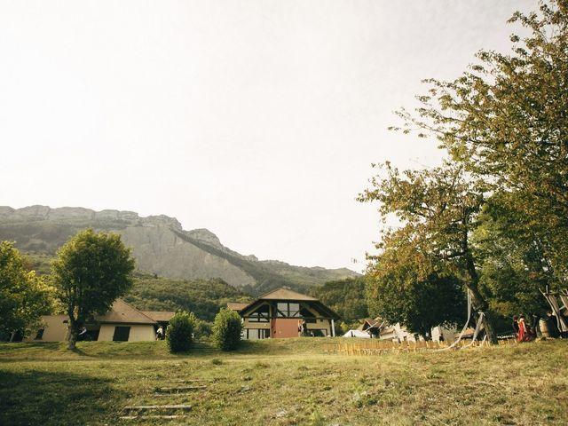 Le mariage de Jordi et Margaux à Roissard, Isère 26