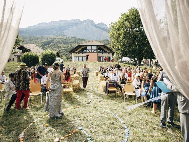 Le mariage de Jordi et Margaux à Roissard, Isère 29