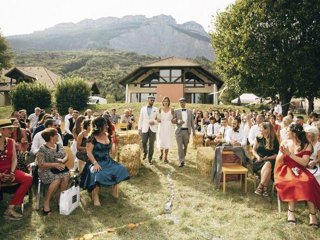 Le mariage de Jordi et Margaux à Roissard, Isère 32