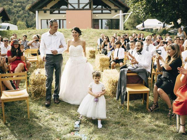 Le mariage de Jordi et Margaux à Roissard, Isère 34