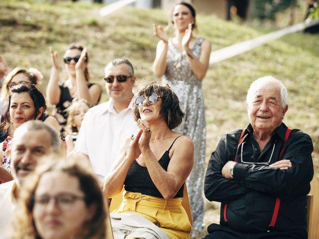 Le mariage de Jordi et Margaux à Roissard, Isère 37