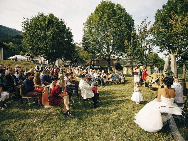 Le mariage de Jordi et Margaux à Roissard, Isère 43