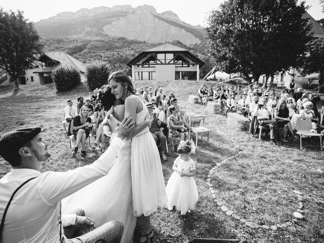 Le mariage de Jordi et Margaux à Roissard, Isère 44
