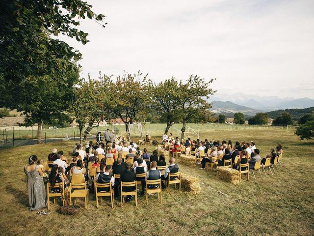 Le mariage de Jordi et Margaux à Roissard, Isère 46