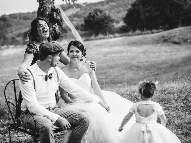Le mariage de Jordi et Margaux à Roissard, Isère 47
