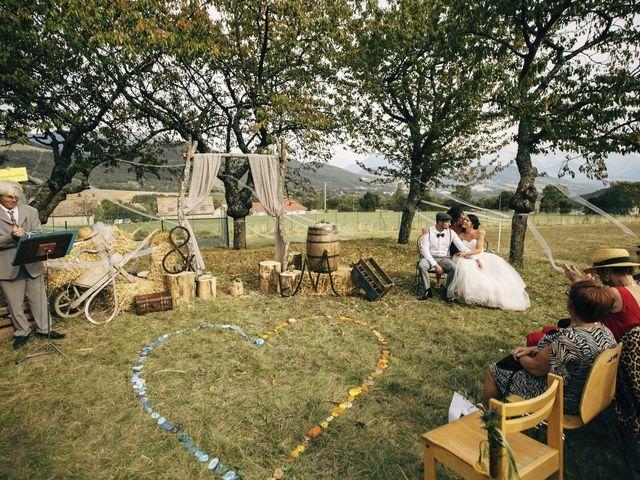 Le mariage de Jordi et Margaux à Roissard, Isère 49
