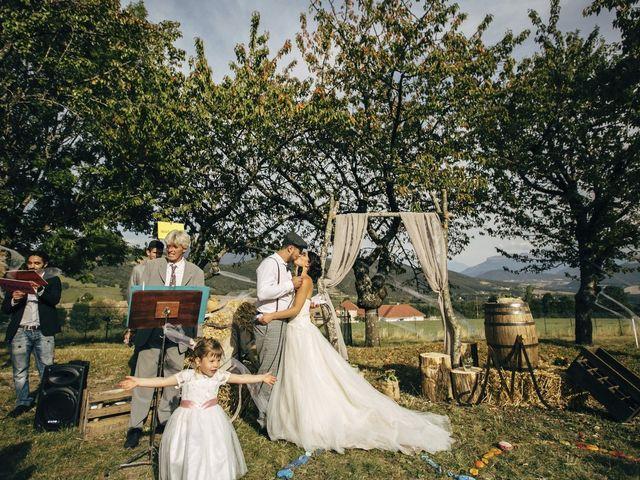 Le mariage de Jordi et Margaux à Roissard, Isère 60